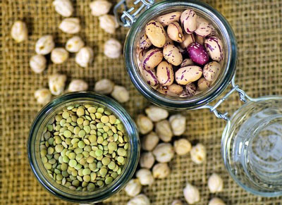 "It's fine to use beans from a can, but it can be cost effective to cook dried beans from scratch. <a href=""https://snapedny.org/chop-chop-magazine/"">Click here to learn more!</a>"