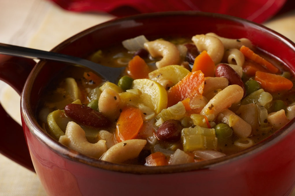 Bean and Veggie Soup