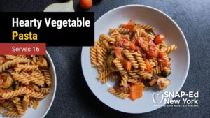 Hearty Vegetable Pasta